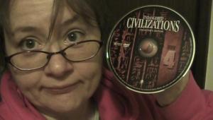 Nina and Endangered Civs 4