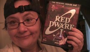 Nina and Red Dwarf 1