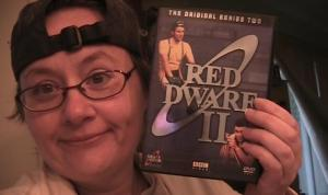 Nina and Red Dwarf 2