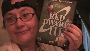 Nina and Red Dwarf 3