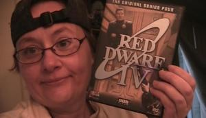 Nina and Red Dwarf 4