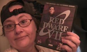 Nina and Red Dwarf 7