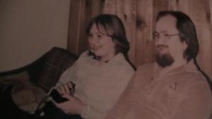 Me my Dad and Atari 2600!