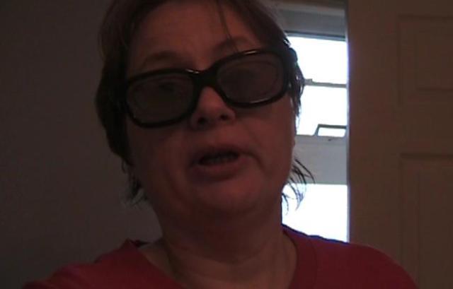 Nina polarized 3d glasses