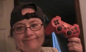 Nina the gamer