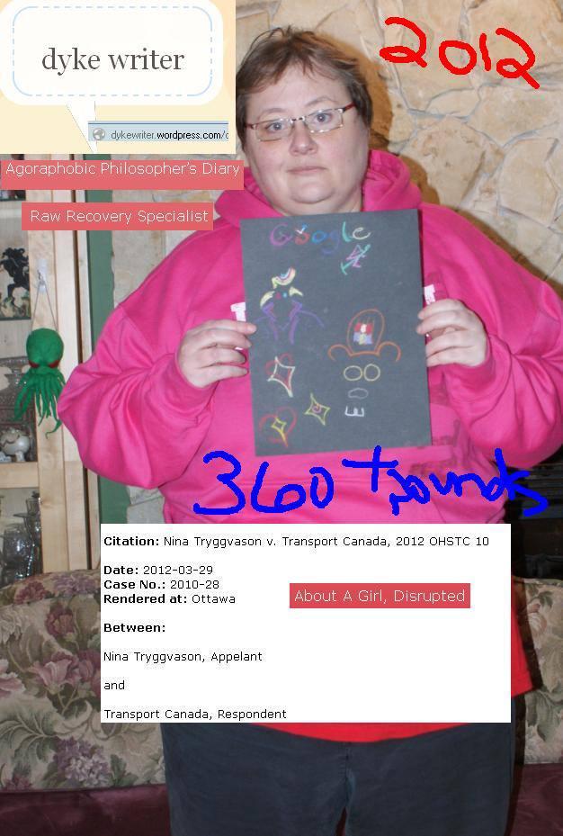 Nina Tryggvason Google Me