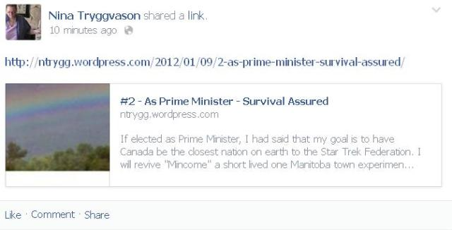 Random Ntrygg Assurances Prime Minister