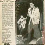 The Elvis Tapes back