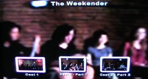 The weeknder