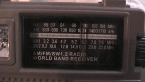 World Band Reciever
