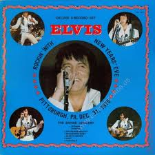 Elvis Rocking the New year