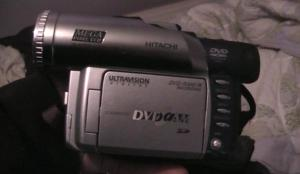 Hitachie DVD camera
