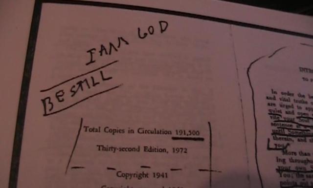 I am God Be Still Elvis Presley
