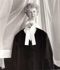 Kim Campbell Justice Robes