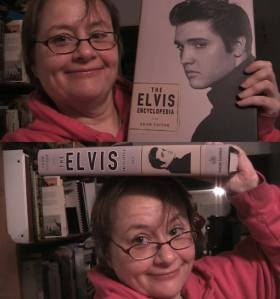 Nina and King Elvis