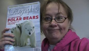 Nina and Polar Bears