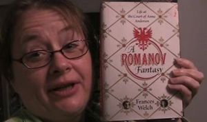 Nina with A Romanov Fantasy by Frances Welch