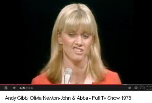 Olivia Newton John Jailhouse Rock