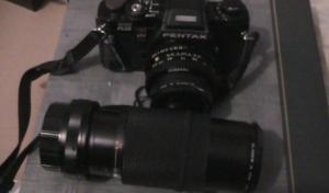 Pentax lenses