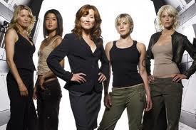 women of Battlestar Galactica 2