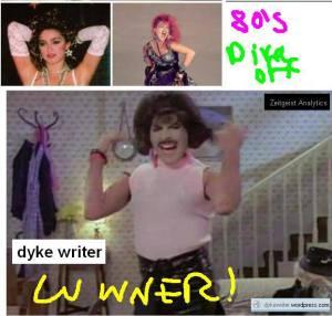 80s Diva Off Contest