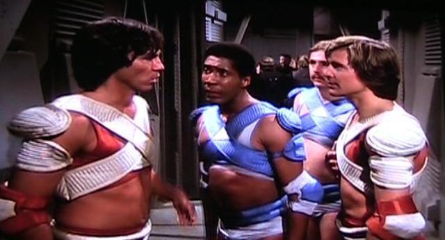 Battlestar Galactica Triad sport