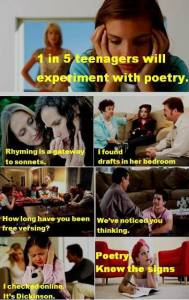 Experiementing with Poetry
