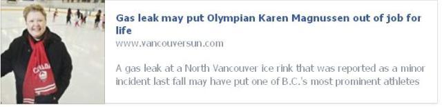 http://www.vancouversun.com/sports/leak+Olympian+Karen+Magnussen+life/6567620/story.html