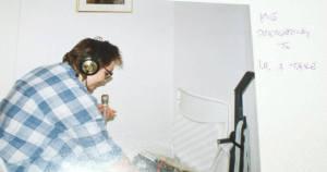 Nina Tryggvason Sound Mixer