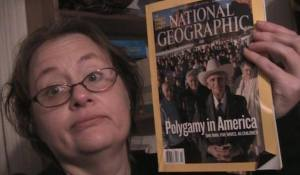Nina with National Geo Polygamy in America
