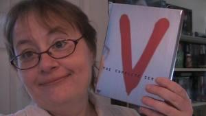 Nina with V the series