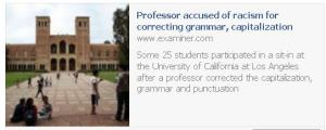 http://www.examiner.com/article/professor-accused-of-racism-for-correcting-grammar-capitalization