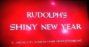 Rudolphs shiny NEw year