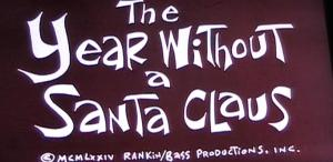 The year with a santa claus