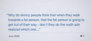 facebook highlight spot skinny math