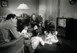50s tv family