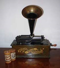 Edison Wax Roller