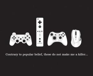 gamer controls