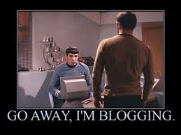 go away blogging