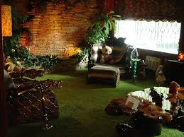 Jungle Room fountain