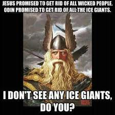 Odin Ice giants