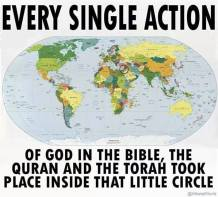 Bible Earth View