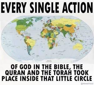 Bible Earth View