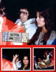 Elvis and Ginger concert tour