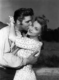 Elvis with Debra Padget