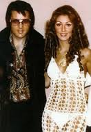 Elvis with Linda Thompson