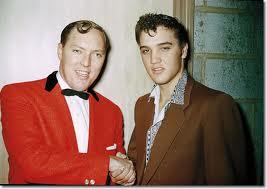 Bill meets Elvis