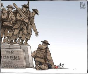 Halifax Daily Chronicle Op Ed memorial