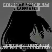 Profile Disappeared Women