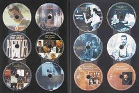 freddie cd solo collection